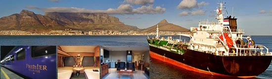 Cape Town Train Tour Package