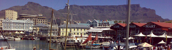 Cape Town Train Tour Packages